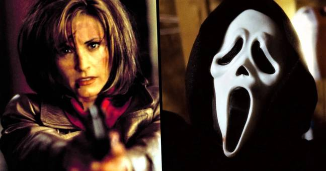 Courteney Cox Returning As Gale Weathers In New Scream Movie