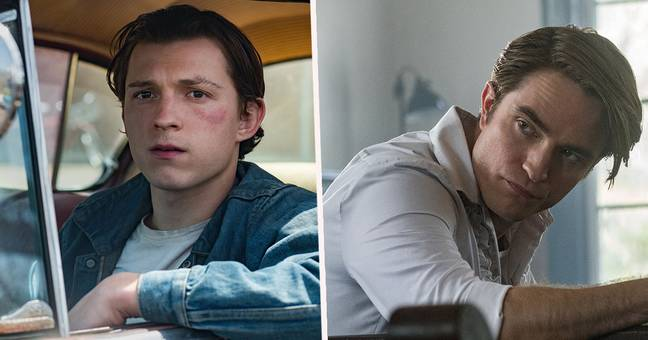 Netflix Just Dropped First Trailer For Tom Holland's The Devil All The Time