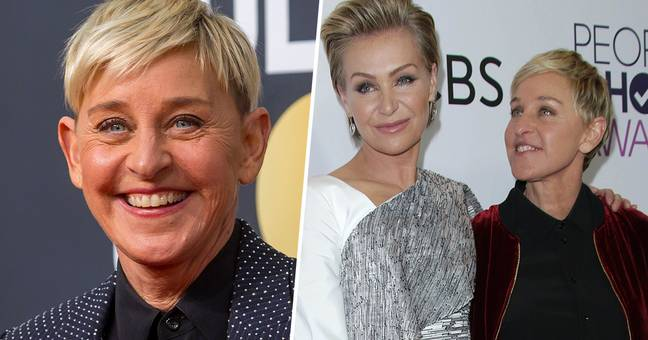 Ellen DeGeneres' Wife Speaks Out Amid Toxic Workplace Claims