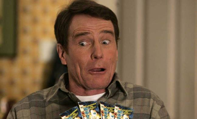 Hal in Malcolm in the Middle