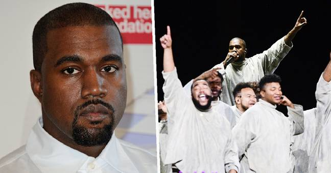 Kanye West Is Being Sued For $20 Million Over His Sunday Services