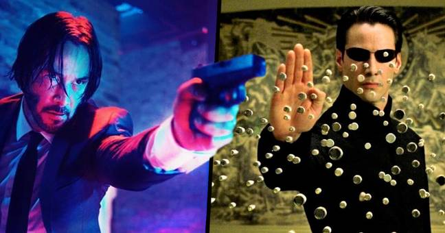 Keanu Reeves Reveals Who Would Win In A Fight Between John Wick And Neo