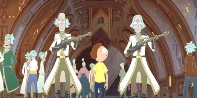 Rick And Morty Just Confirmed Whether Rick Is Actually Morty