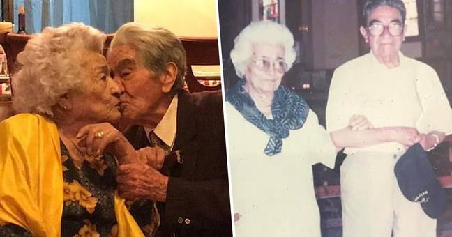 Husband, 110, And Wife, 104, Named The World's Oldest Couple