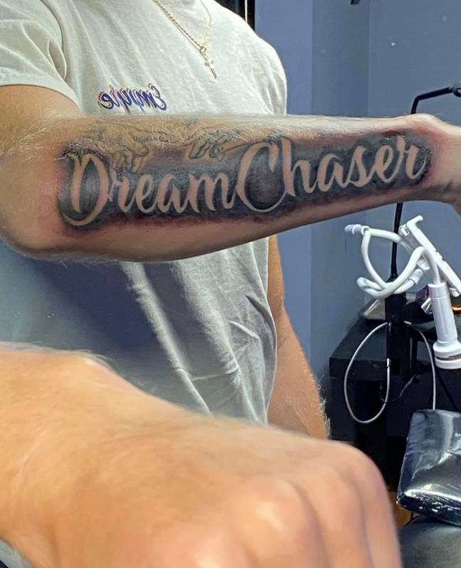 Teenagers tattoo video goes viral for the wrong reasons