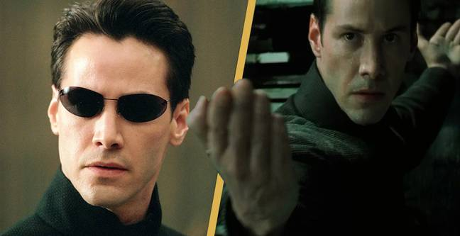 Keanu Reeves Says Matrix 4 Is A Love Story