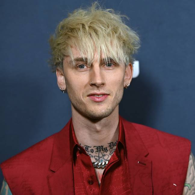 MGK (PA Images)