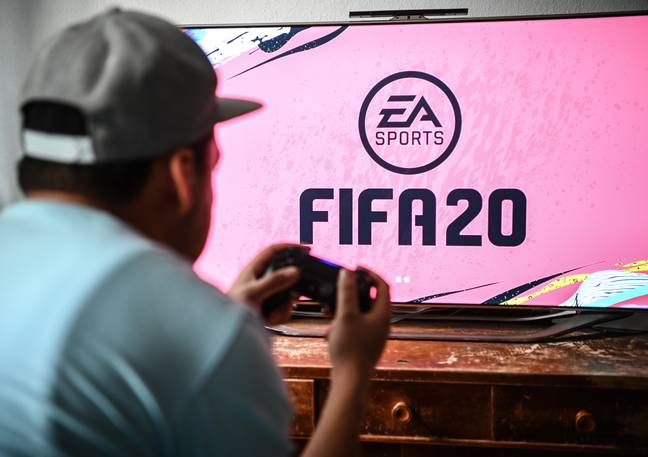 FIFA 20 PS4 Player