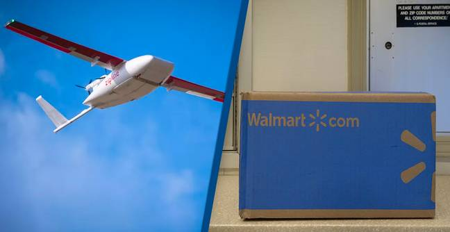 Walmart To Use Autonomous Drones For Home Delivery
