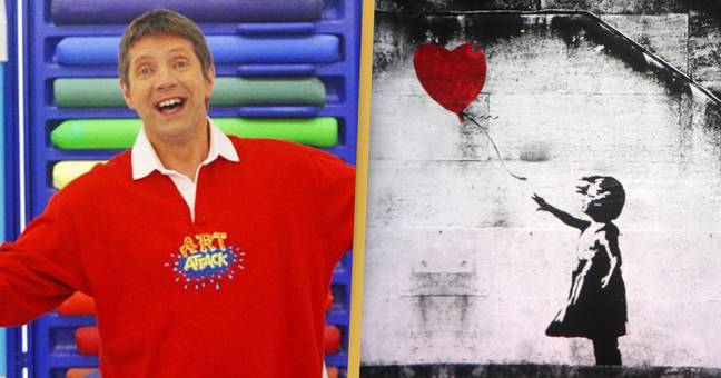 Conspiracy Theory Claiming Art Attack's Neil Buchanan Is Bansky Is Actually Convincing People