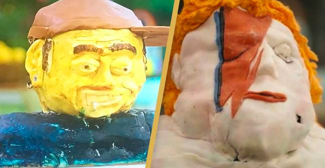 Great British Bake Off Viewers Terrified By Bakers' Cake Busts