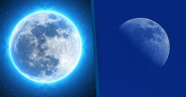 Rare Blue Moon Will Appear Across All Time Zones On Halloween