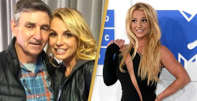 Britney Spears Makes Another Bid To Remove Dad As Conservator
