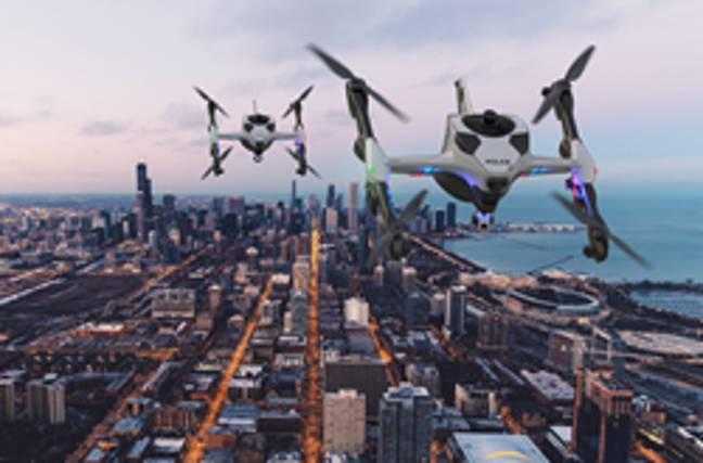 drones for first responders