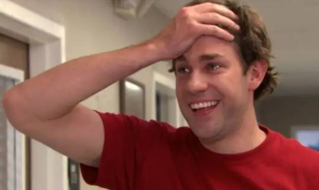 Jim finds out Pam is pregnant