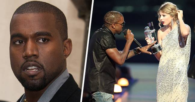 Kanye West Says God Told Him To Interrupt Taylor Swift At The VMAs
