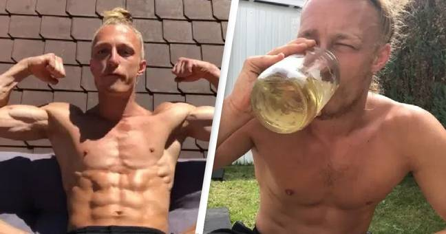 German Man Who Drinks His Own Urine Says He Only Needs Four Hours Of Sleep