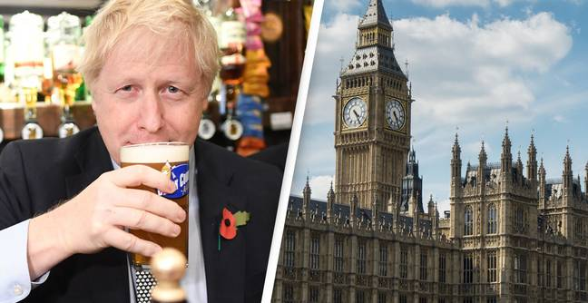 Bars Inside UK Parliament 'Can Stay Open Past 10pm Curfew'