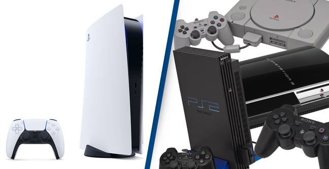 PlayStation 5 Won't Support PS3, PS2, Or PS1 Games