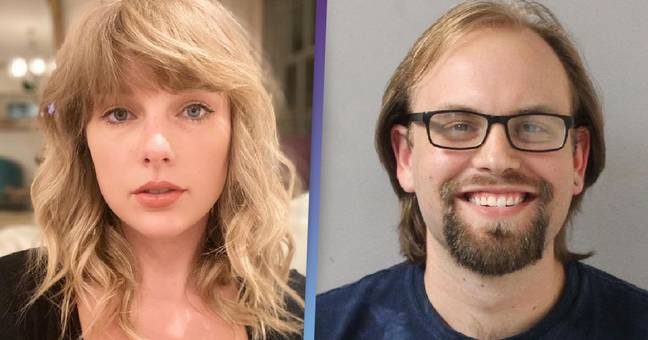 Stalker Who Threatened To Kill Taylor Swift Jailed For 30 Months