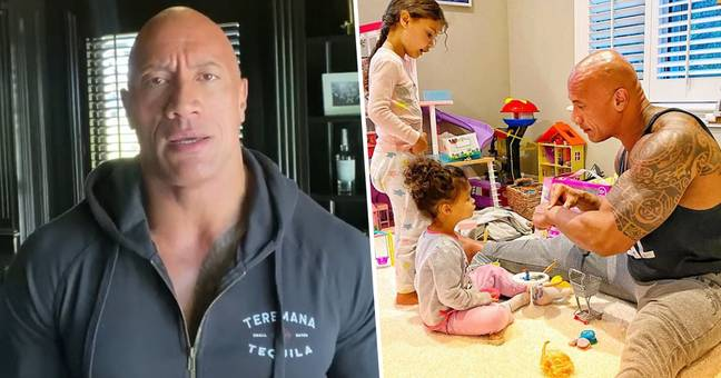 The Rock And His Family Have Tested Positive For Coronavirus
