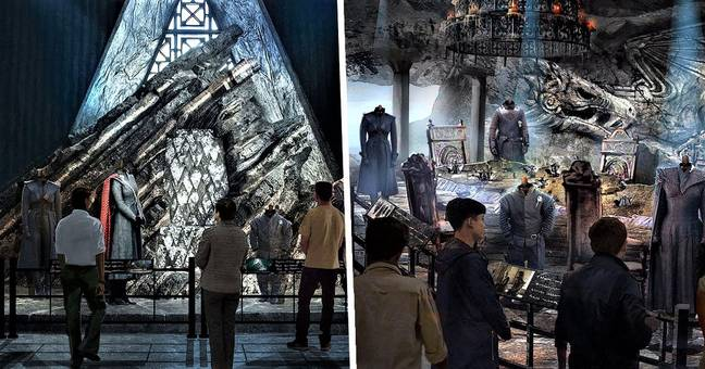 New $31 Million Game Of Thrones Attraction Coming To The UK