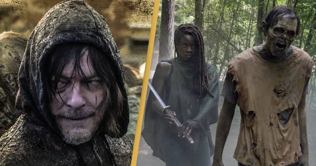 The Walking Dead Cast Share Letter Sent Crew About The Show Ending