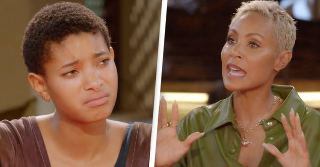 Willow Smith Breaks Silence On Jada's 'Entanglement' With August Alsina