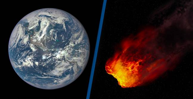 Asteroid Taller Than Nelson's Column Flying Towards Earth At 30,000mph