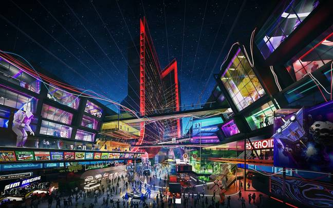 Atari hotels to be made for 2022
