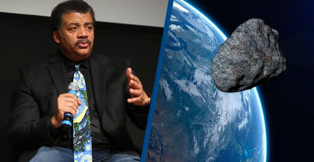 Neil DeGrasse Tyson Says Asteroid Could Hit US Day Before Election