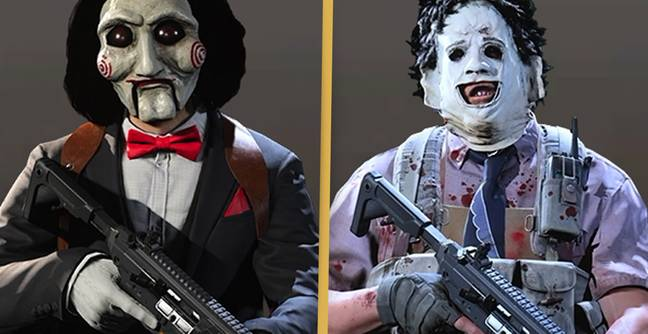 Call Of Duty: Warzone Getting Saw And Texas Chainsaw Massacre Crossover
