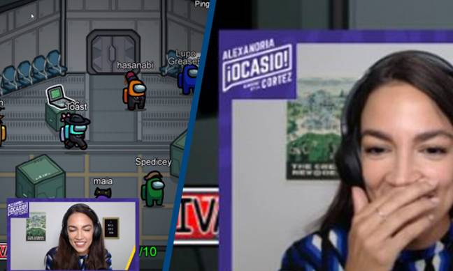 Alexandria Ocasio-Cortez's Debut Twitch Stream Is One Of The Biggest Ever On The Platform