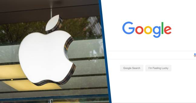 Apple Is Reportedly Building Its Own Version Of Google Search