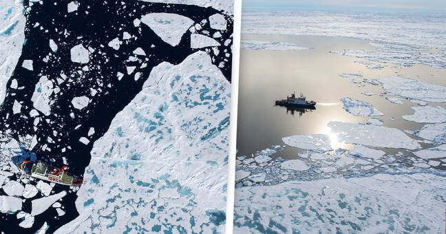 Arctic Sea Ice Isn't Freezing For The First October On Record