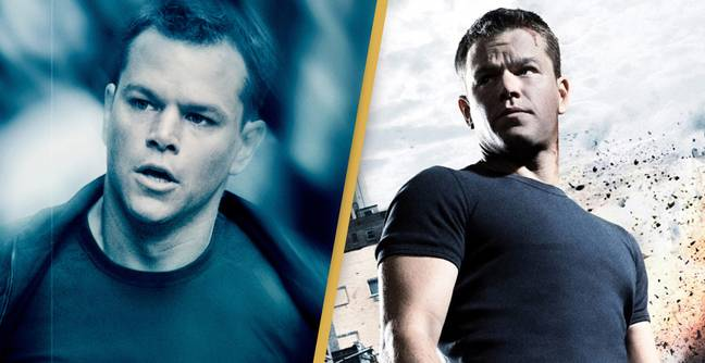 All The Bourne Films Are Coming To Netflix This Week