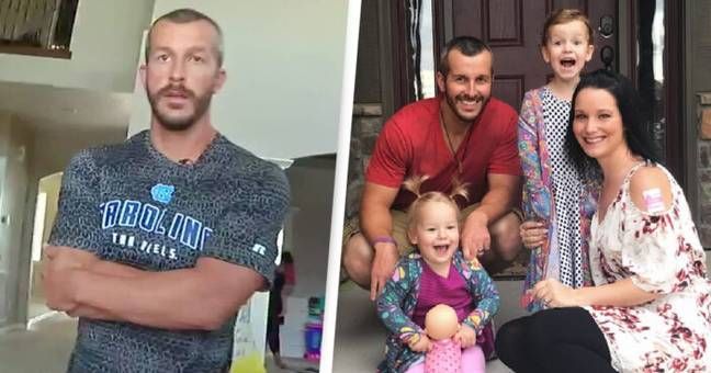 Chris Watts' Prison Letters Tell Different Story To Police Confession In Netflix Doc