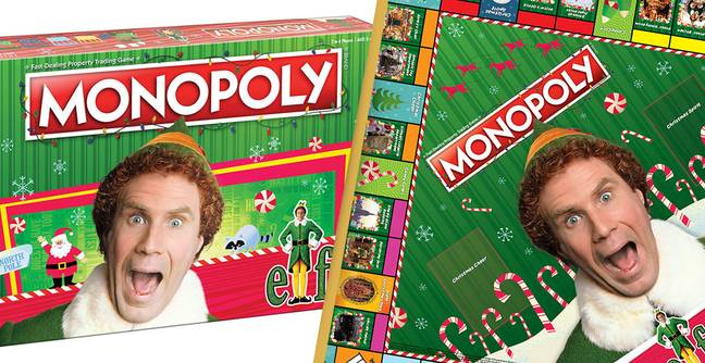You Can Now Buy An Elf Version Of Monopoly