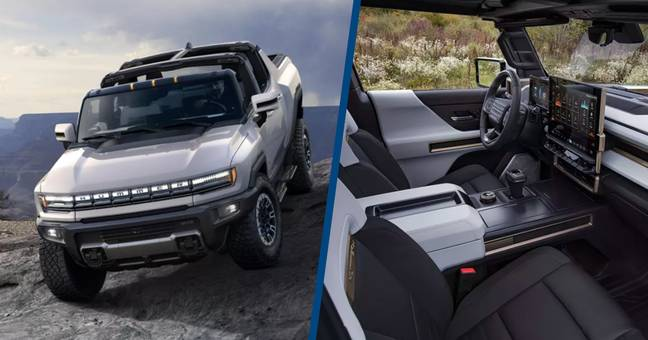 GMC Has Unveiled All-New Hummer EV With 1,000 Horsepower And 0-60 In 3 Seconds
