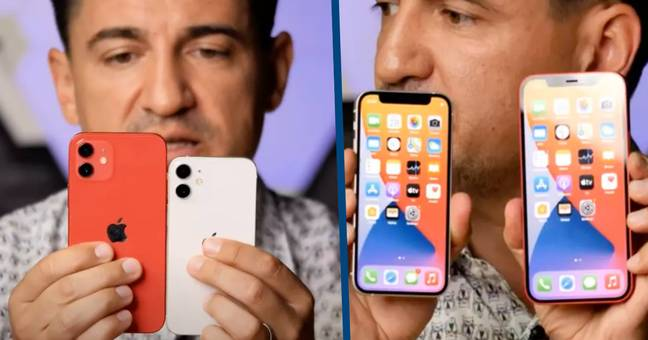 First iPhone 12 Mini Shows How Incredibly Small It Is