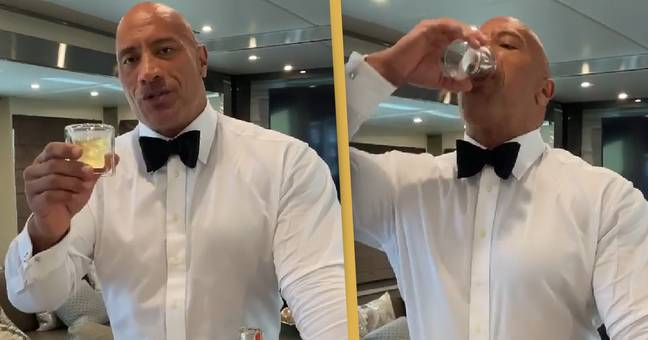 The Rock Just Reached 200 Million Followers On Instagram