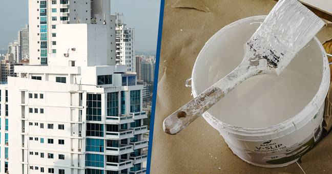 New Type Of White Paint Can Cool Buildings Even On Hottest Days