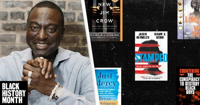 Yusef Salaam's Eight Essential Books To Read About Black History