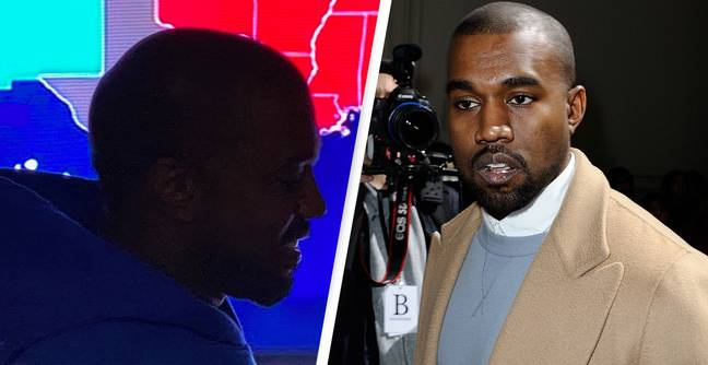 Kanye Concedes 2020 Election, Says He'll Run Again In 2024