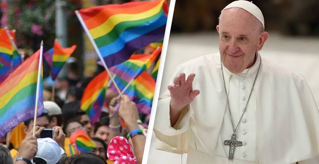 Vatican Says Church Does Not Support Same-Sex Civil Unions