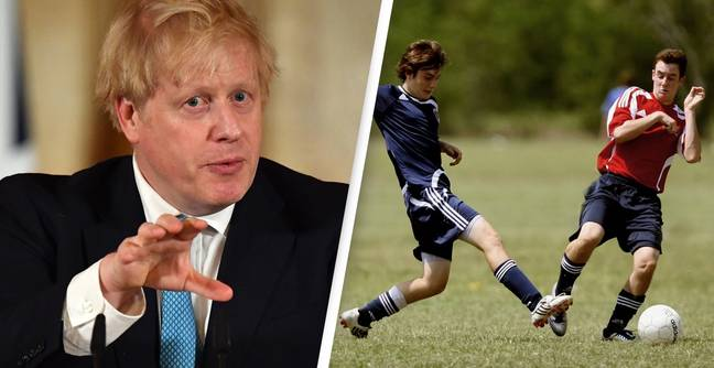 Boris Johnson Announces Non-Essential Shops, Outdoor Sports And Gyms To Be Reopened