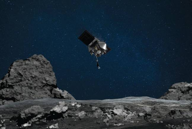 Scientists could send a mission observe the Apophis asteroid