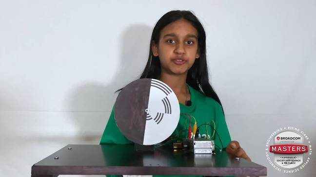 Ishana Kumar Science 2