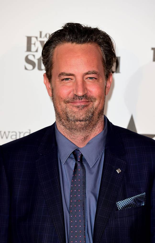 Matthew Perry Gets Engaged To Girlfriend Molly Hurwitz