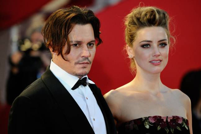 Johnny Depp and Amber Heard (PA Images)